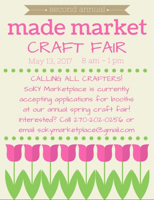 made market craft vendors